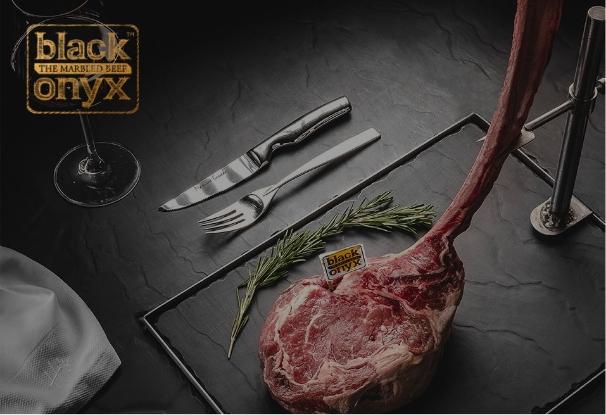 harrys restaurant carne black onyx