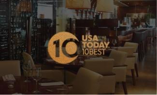10 usa today restaurante harrys