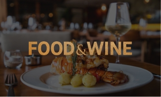food and wine harrys