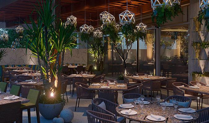 Restaurante En Acapulco Harrys Raw Bar Terraza