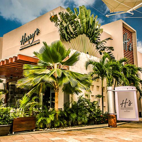 Restaurant Harrys En Acapulco
