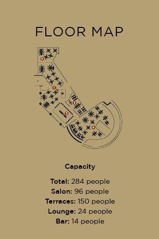 Floor Map Acapulco