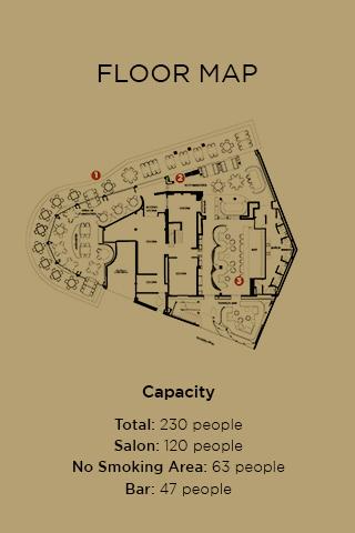 Floor Map Masaryk