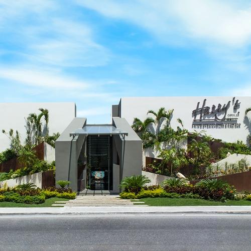 harrys restaurant cancun