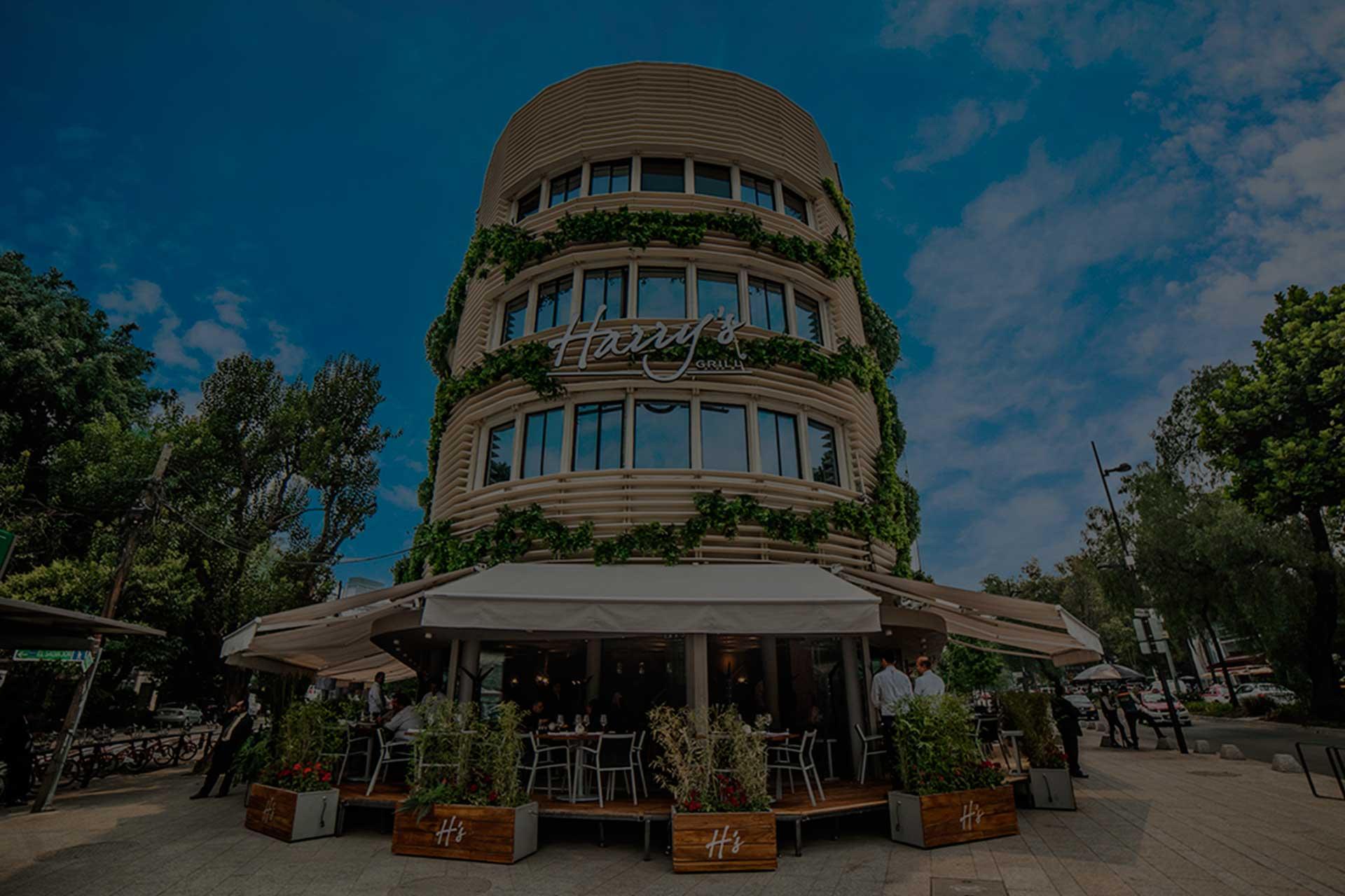 harrys masaryk restaurante prime