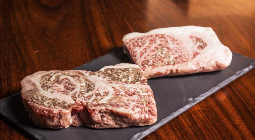 cortes finos de carne