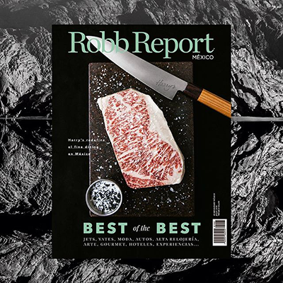 harrys y robb report