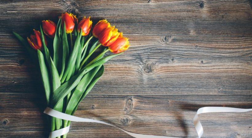 flores para dia madre