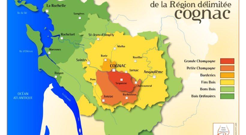 region cognac