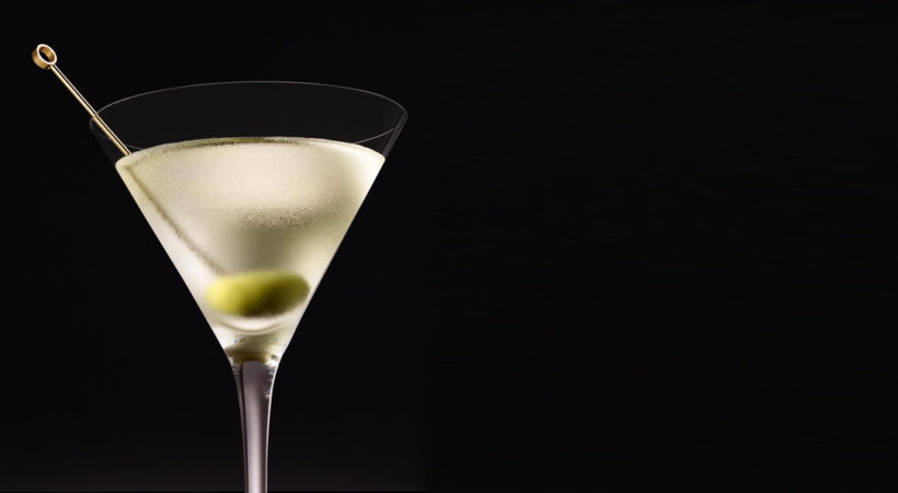 the Dry Martini