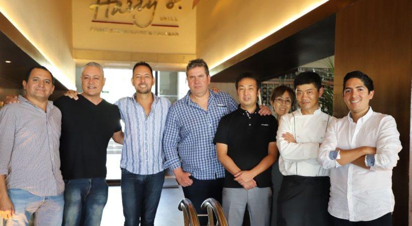 Seminario Kobe Beef Harry's