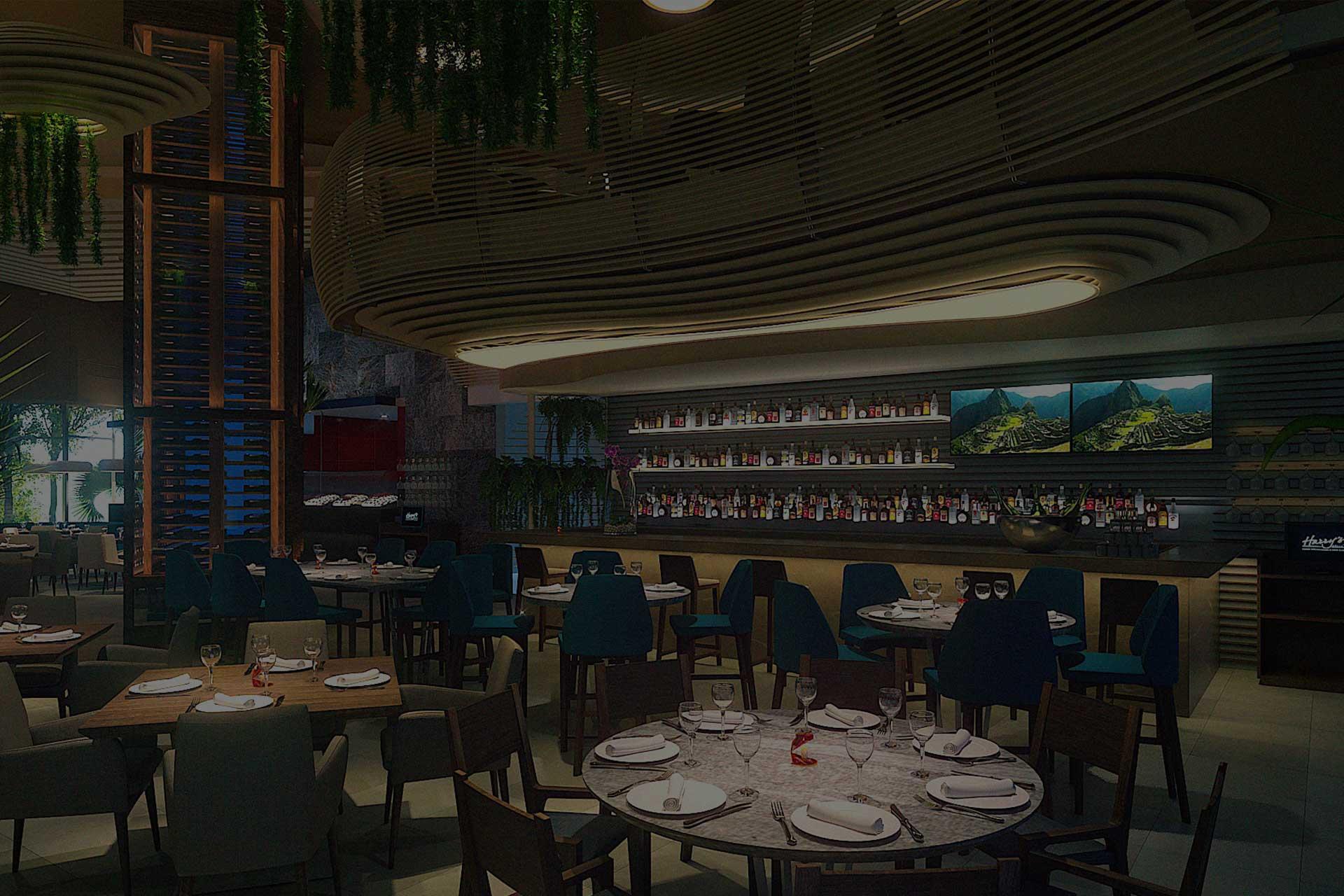Restaurante Acapulco Grupo Andersons Harrys