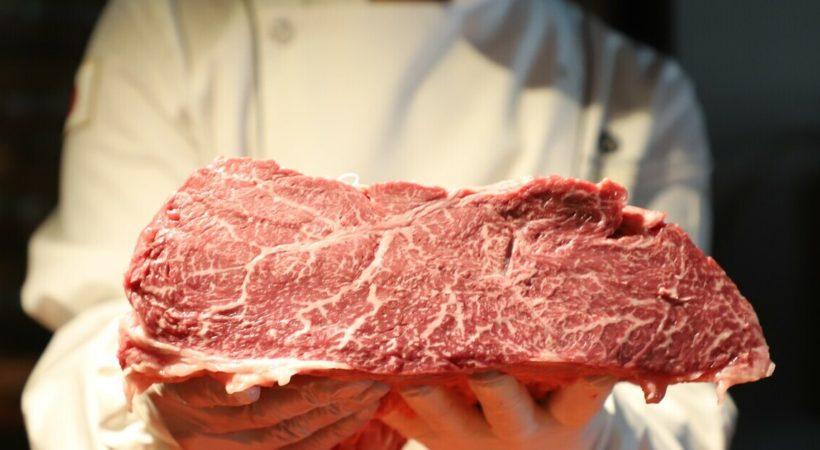 Kobe Beef Harrys