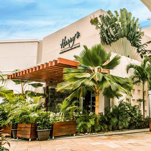 Harrys En Acapulco Restaurante De Lujo