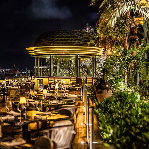Harrys Cancun De Noche Restaurant