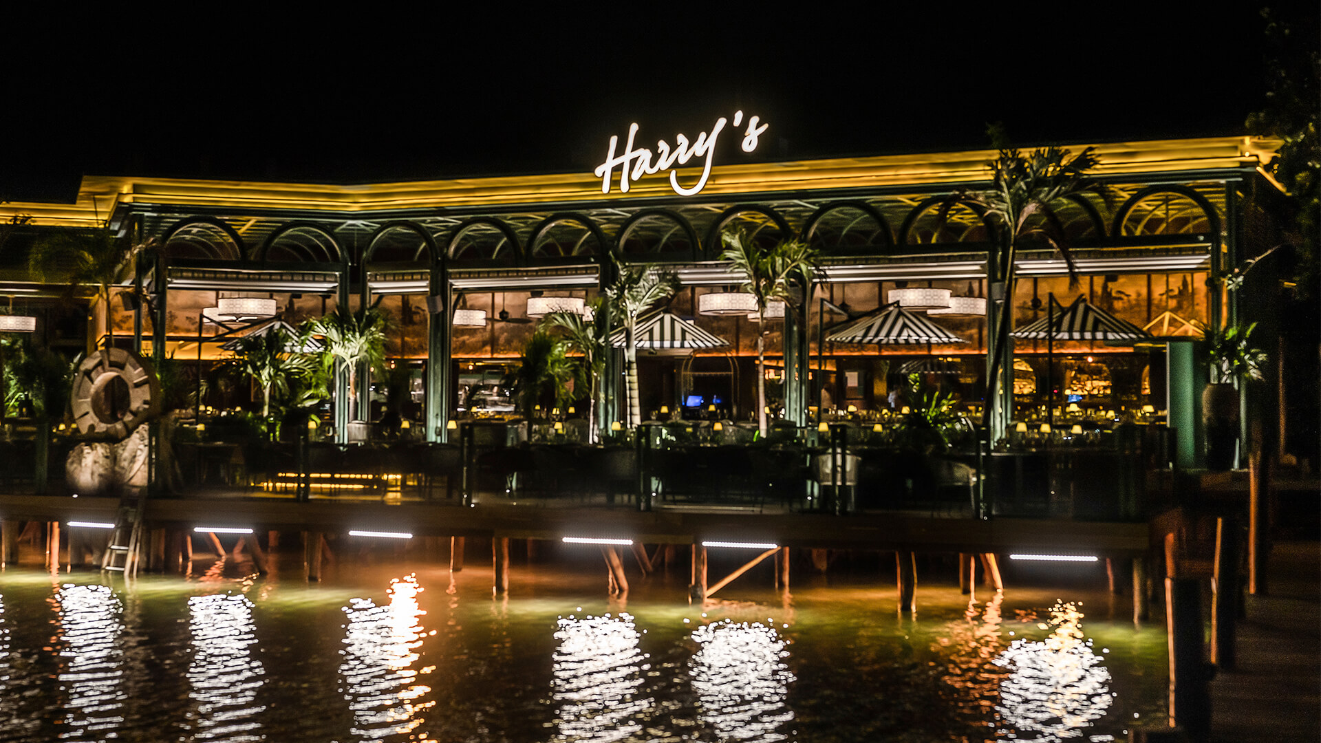 Harrys Prime Steakhouse And Raw Bar Cancun